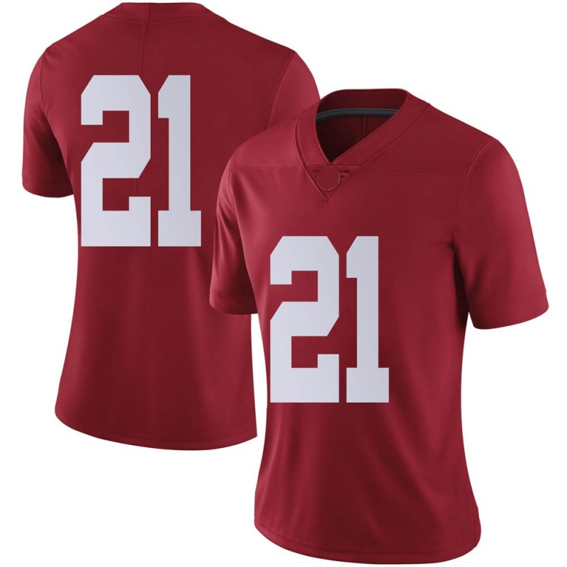 Limited Women's Jase McClellan Alabama Crimson Tide Crimson Football College Jersey