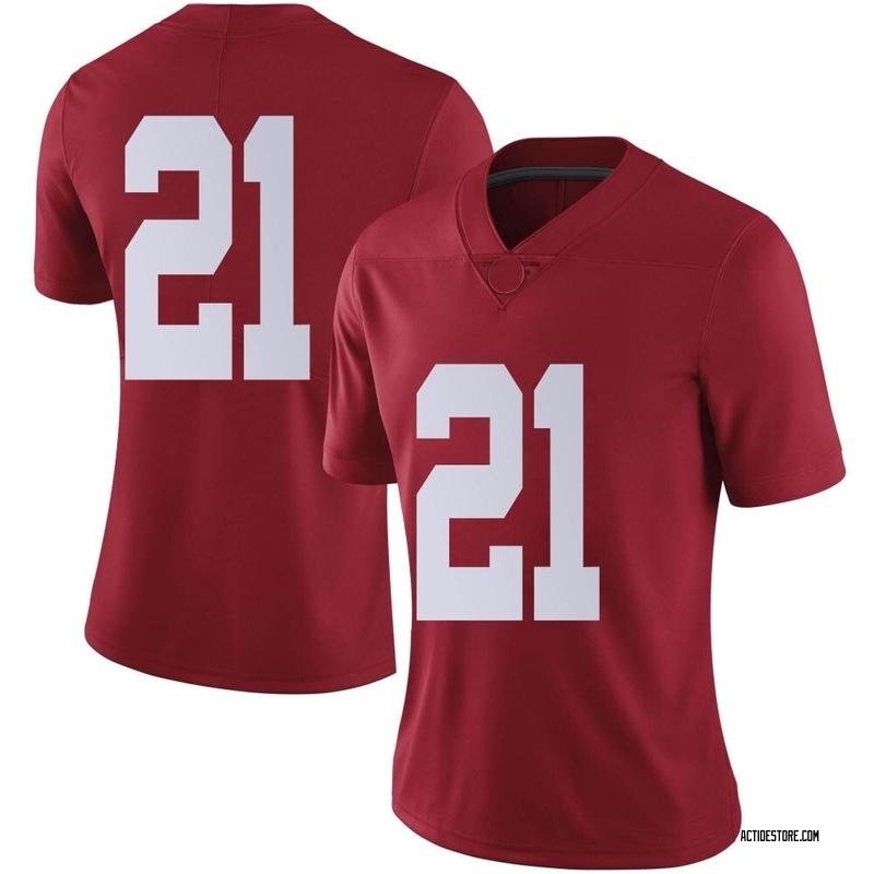 Limited Women's Jase McClellan Alabama Crimson Tide Crimson Football College Jersey