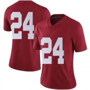 Limited Women's Trey Sanders Alabama Crimson Tide Crimson Football College Jersey